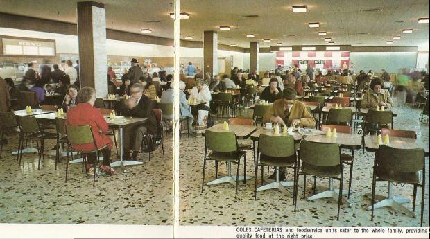 Coles Cafeteria Melbourne Glen H flikr